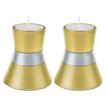 Picture of פמוטים - זהב - CMS-3 | יאיר עמנואל