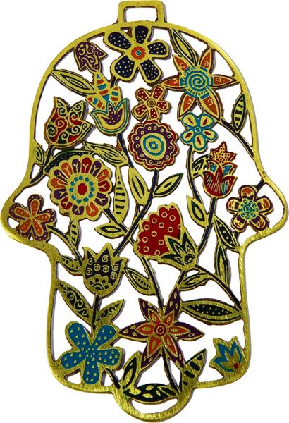 תמונה של חמסה צריבה - פרחים - צבעוני - HE-2ML | יאיר עמנואל