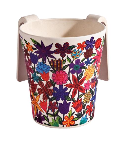 תמונה של נטלה במבוק גדולה - פרחים - NYO-4   יאיר עמנואל