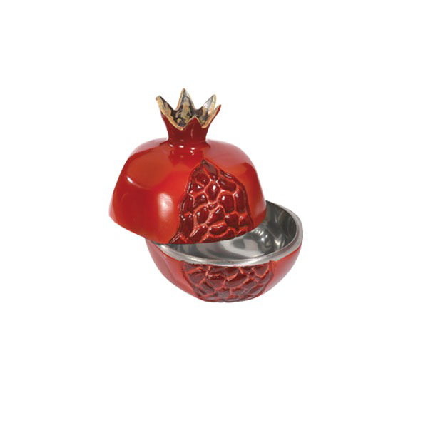 Picture of רימון אלומיניום קטן- פתוח - אדום - SPO-2 | יאיר עמנואל