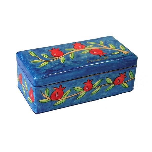 תמונה של פמוטי נסיעה בקופסא - רימונים - TL-4   יאיר עמנואל